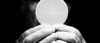 Eucharist-Black-White1
